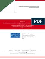 Percepción de la personalidad de una marca global y de valores- un estudio comparativo entre consumi