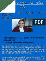 Intgracion de TIC
