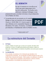 TALLER DE HOMILÉTICA   CLASE #1