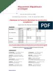 Inscription Et Informations Pratiques