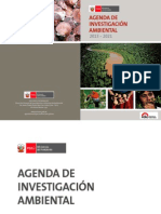 Agenda Investigacion Ambiental Interiores 2013-2021