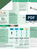 Mannatech Economic Stimulus Plan Brochure US PRINT