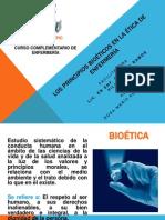 LOS PRINCIPIOS BIOÉTICOS EN LA ÉTICA DE ENFERMERÍA