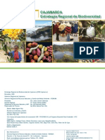 Estrategia Regional de Biodiversidad Cajamarca
