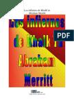 Abraham Merrit - Los Infiernos de Khalk Ru