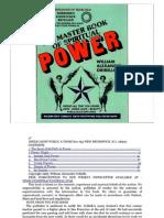104657247 William Alexander Oribello the Master Book of Spiritual Power OCR