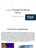 A Tour Through the Roman Forum