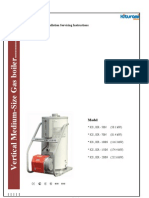Medimum Size Gas Boiler (Service Manual)_En
