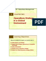 chapter 2-Operations Strategy in a Global Environment heizer&r