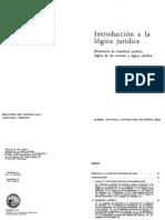 Introduccion a La Logica Juridica - Georges Kalinowski