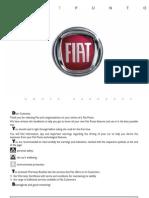 Punto Owner Handbook