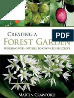 Martin Crawford - Creating a Forest Garden