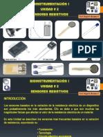 4 - BioInstrumentación I - Unidad II Sensores Resistivos _ Alumnos