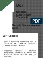 Taxonomia+Da+Dor