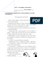 1º     Guía  de Lenguaje y Comunicación
