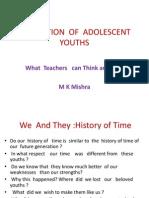 Adolescent Pedagogy