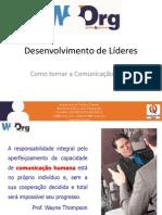 3.Apresentação Desenvolvimento de Líderes Irmão Jouglard 8.6.13