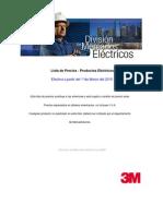 Productos electricos
