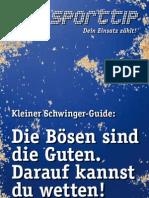 Schwingen (Swiss Wrestling) Guide - 2007