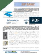 Zip Pneumatics PP Tube Systems