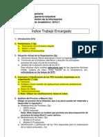 2012-1 Indice Trabajo de Gestion de La Informacion