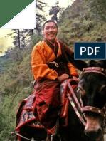 Influence of Gesar on Chogyam Trungpa