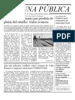 Tribuna Pública - Nº 15- Mayo de 2006