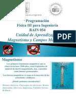 Magnetismo y Campos Magneticos