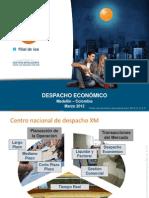 Programación_Despacho_2012