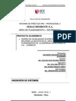 FACULTAD DE INGENIERÍA - PRACTICAS II OFICIAL