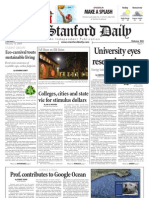 02/10/09 The Stanford Daily [PDF]