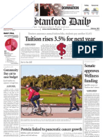 02/11/09 The Stanford Daily [PDF]