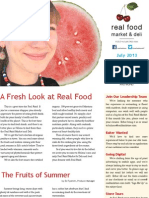 Real Food Market and Deli