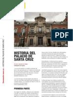 Historia Del Palacio de Santa Cruz
