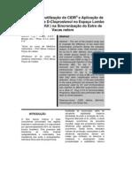 Efeitos da Reutilização do CIDR® e Aplicação de