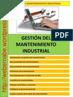 PDF Gestic3b3n Del Mantenimiento Industrial