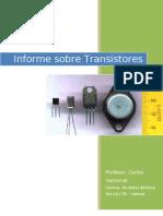 Informe Transistores de Blasis