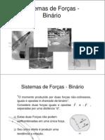 03_sistemas de for+ºas - Bin+írio_impressao