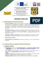 2da Circular EncuentroPsicologiaComunitaria