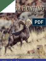 Nevada Hunt Guide 2013