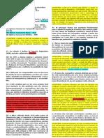 ANVISA ESPECIALISTA REGULAÇÃO - GABARITO COMENTADO