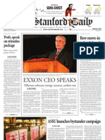 02/18/09 The Stanford Daily [PDF]