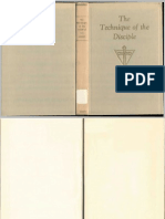 The Technique of the Disciple (1935). First edition!!!.pdf