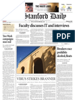 02/20/09 The Stanford Daily [PDF]