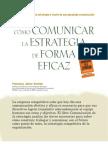 Como comunicar la Estratégia