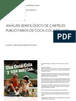 análisis semiològico publicidad COCA COLA 80`s