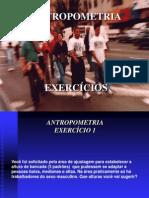 Antropometria_exercicios
