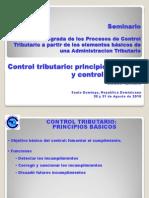 3C Control Tributario- Principios Básicos y Control Extensivo