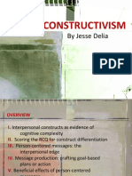 Constructivism Jesse Delia