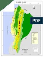 Climas Ecuador